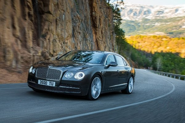 Bentley Flying Spur 2014  - motogazeta mojeauto.pl