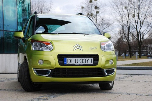 Citroen C3 Picasso: Spacebox