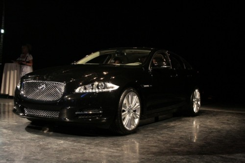 Jaguar XJ: Nowa Era + [VIDEO]