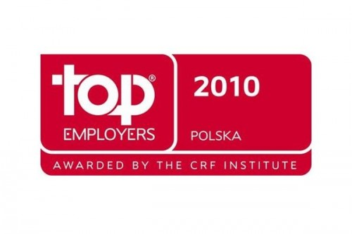 Volvo Polska laureatem Top Employer 2011