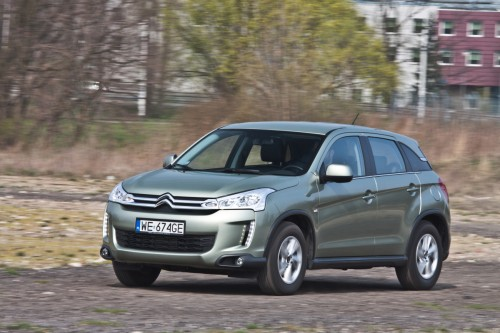 Citroen C4 Aircross: Crossover idealny?