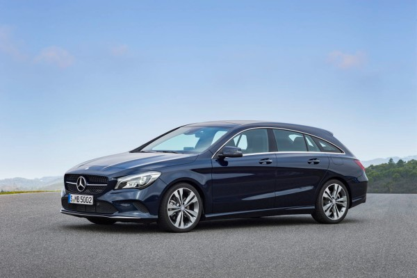 Mercedes CLA Shooting Brake CLA 250 4Matic  - motogazeta mojeauto.pl