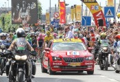 Skoda i Tour de France - po raz czternasty
