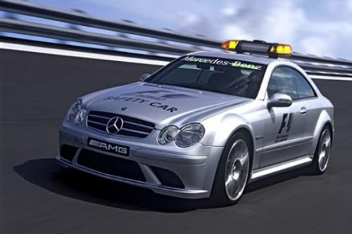 Nowy Safety-Car w Formule 1