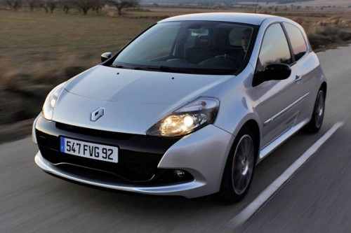 Nowe Clio od Renault i Williamsa