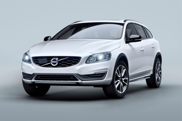 Volvo prezentuje model V60 Cross Country  - motogazeta mojeauto.pl