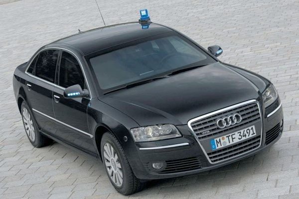 Audi A8 Security  - motogazeta mojeauto.pl