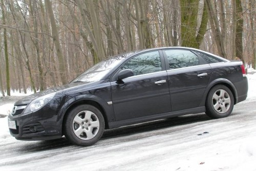 Opel Vectra: GTS niczym coupe
