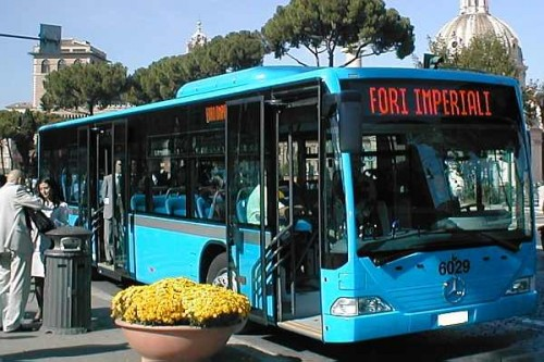 300 Citaro do Rzymu