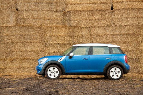 MINI Countryman: VIDEO-TEST