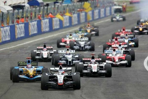 F1 - San Marino: Triple-double dla Alonso