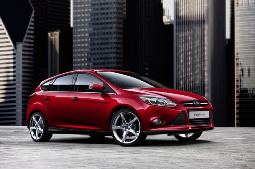 Jest nowy Ford Focus!