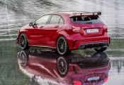 Nowy Mercedes A45 AMG - 400 KM mocy