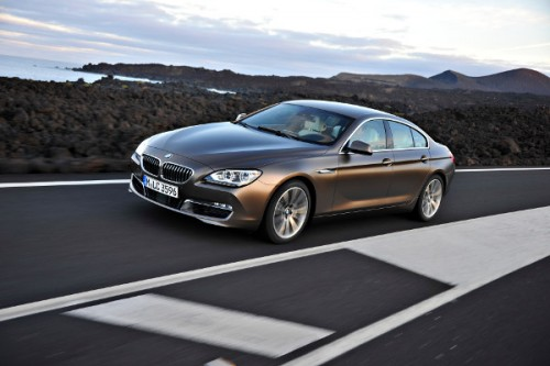 Stylowy gentleman - BMW 6 Gran Coupe
