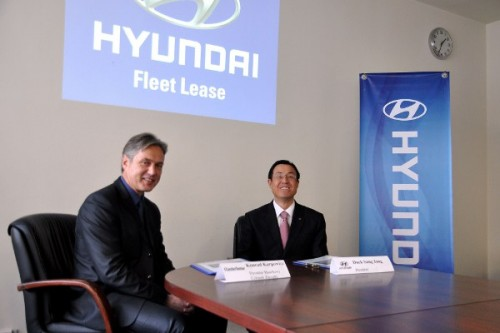 Hyundai Fleet Lease