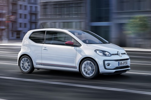 Volkswagen up! - lifiting malucha