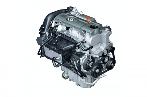 Engine of the Year 2010 - Volkswagen rządzi