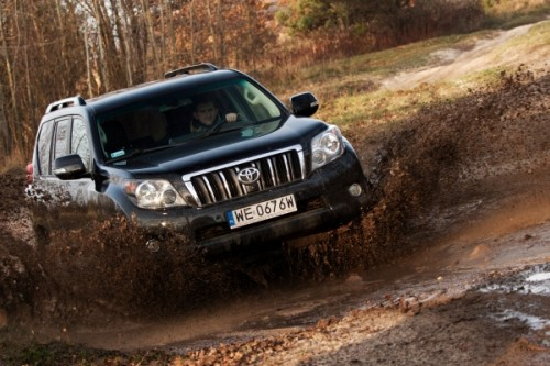 Toyota Land Cruiser: VIDEO-TEST