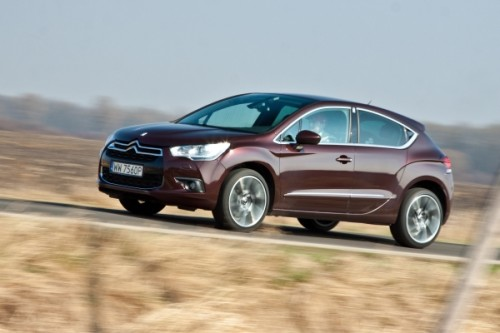 Citroen DS4: Video-test