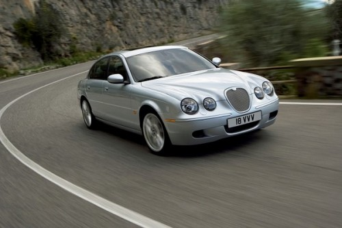 Jaguar S-Type i XJ do serwisu