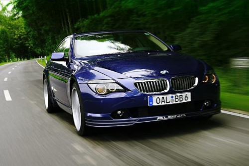 BMW B6 Coupe - alternatywa dla M6