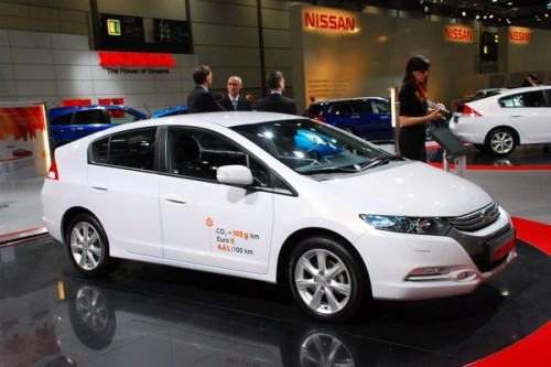 Honda Insight numerem jeden