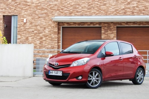 Toyota Yaris: VIDEO-TEST
