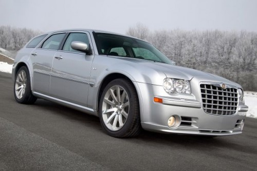 Chrysler 300C Touring SRT8