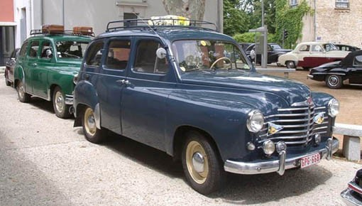 60-lecie Renault Colorale