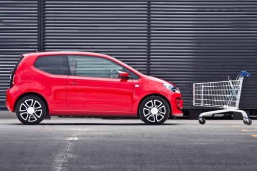 Volkswagen Up!: VIDEO-TEST