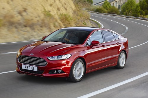Ford Mondeo Mk5 - opinie