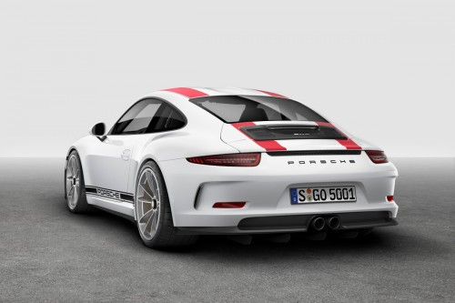 Porsche 911R - alternatywa dla GT3 RS
