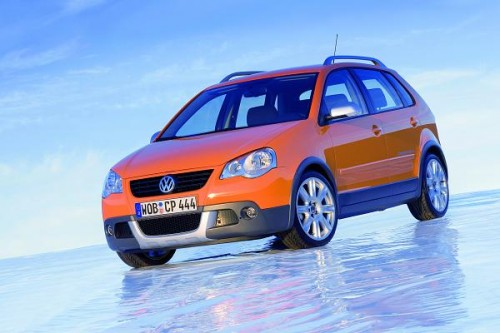 VW Polo: pora na Cross