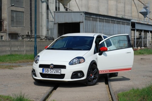 Abarth Grande Punto: VIDEO-TEST