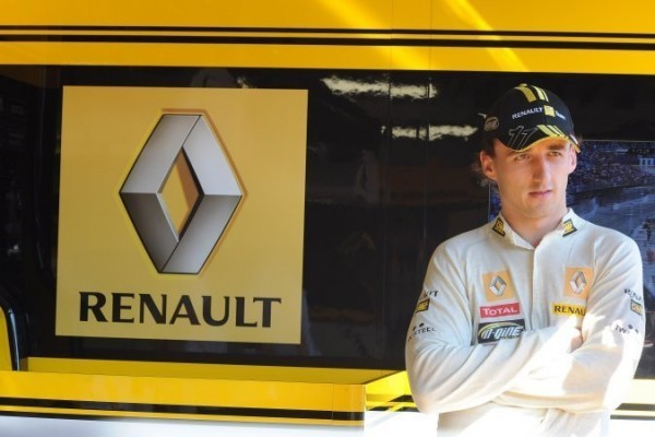 Robert Kubica pojedzie bolidem Williamsa