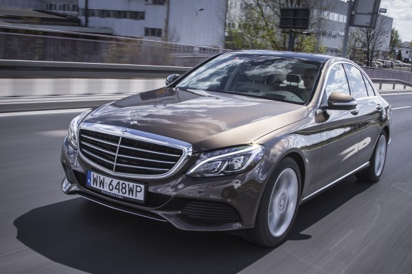 Mercedes Klasa C - Test video  - motogazeta mojeauto.pl