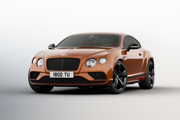 Bentley Continental GT Speed 2016  - motogazeta mojeauto.pl