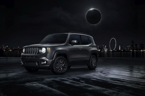 Jeep Renegade Night Eagle II już w salonach  - motogazeta mojeauto.pl