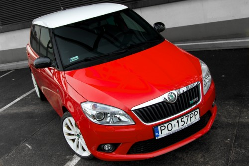 Skoda Fabia RS: VIDEO-TEST