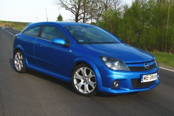 Opel Astra OPC: