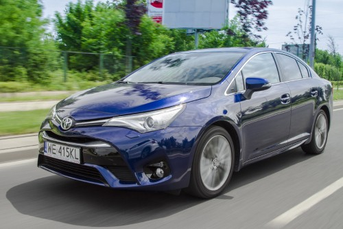 Toyota Avensis 2.0 D-4D - TEST WIDEO