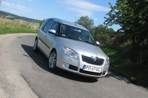 Skoda Roomster: Dom(in)ator