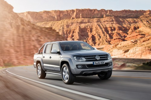 Nowy Amarok Ultimate