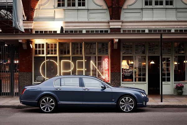 Bentley Continental Flying Spur Series 51  - motogazeta mojeauto.pl