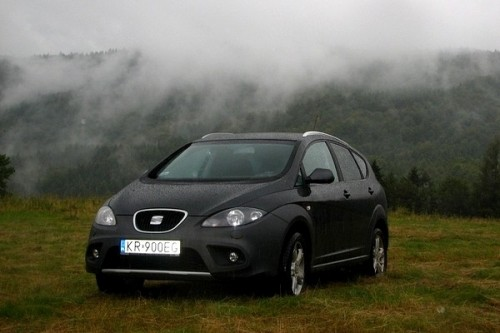Seat: 2.0 TDI w Altei Freetrack
