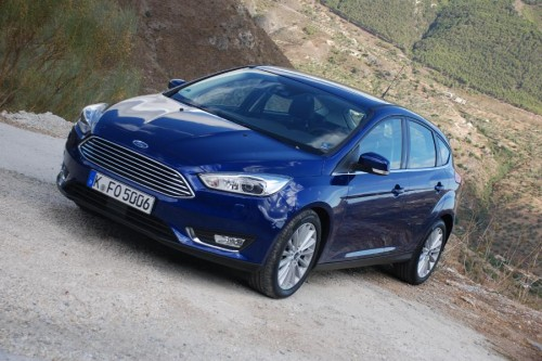 Ford Focus po liftingu - znamy ceny