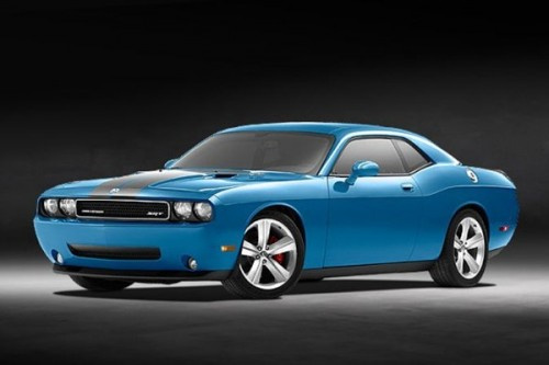 Dodge Challenger SRT8 za 228 tys. USD!