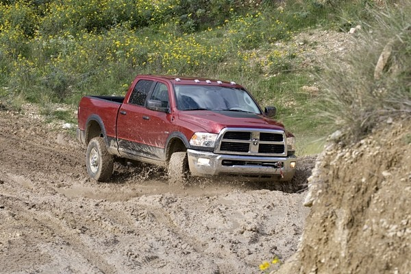 Dodge Ram 2500 Power Wagon  - motogazeta mojeauto.pl