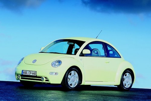 New Beetle w salonach