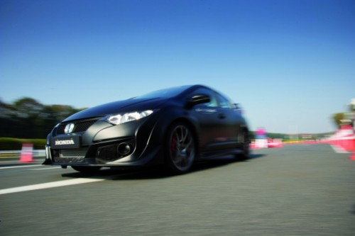 Oto nowa Honda Civic Type R